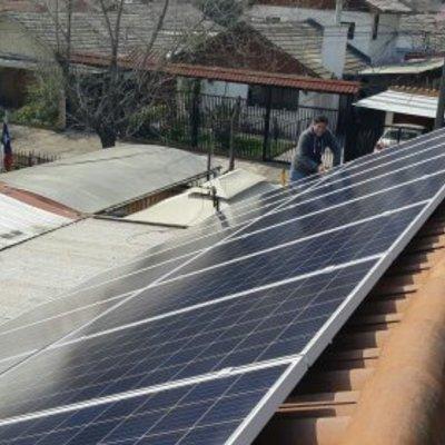 5 kw on grid en Macul, Región Metropolitana