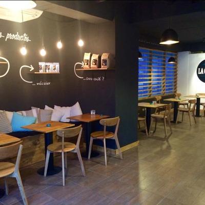 Diseño de Interiores - La Cafeta