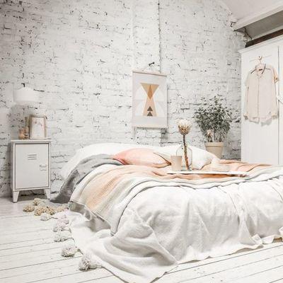 ladrillo-visto-pintado de blanco