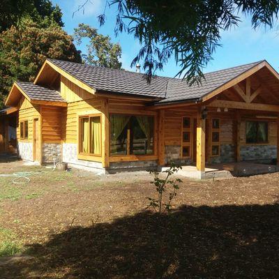 Cabaña Rustica 110