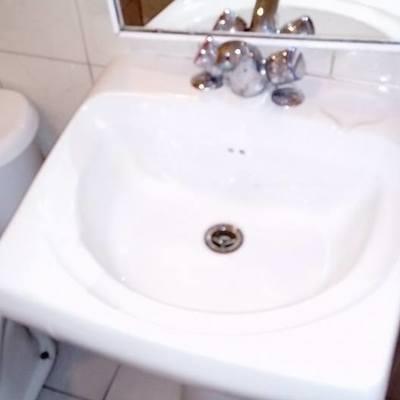 limpieza profunda vapor baño