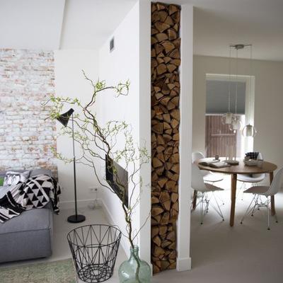 Cómo introducir la madera en la decoración de tu hogar