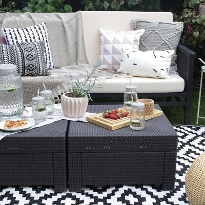 Consigue una terraza con estilo nórdico esta primavera