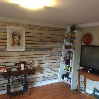 Remodelación living - comedor y baño