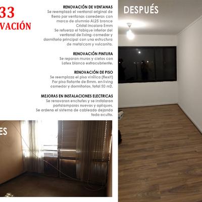 Remodelación Dp.33