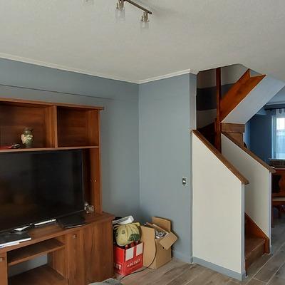 Ampliación de 20 m2 más remodelacion de casa