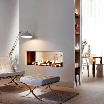 5 ideas para introducir una chimenea en tu departamento