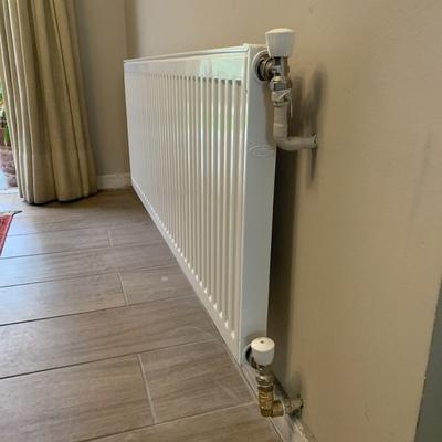 Cambio de radiador simple 500 x 1300 mm
