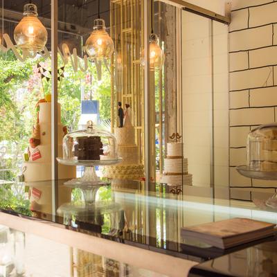 Atelier de pastelería artesanal · Diseño y supervision de obra
