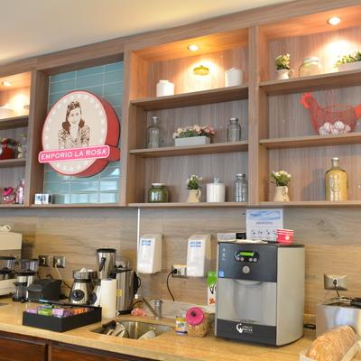 Cafeteria · Diseño Local Comercial