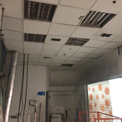 Remodelación de local comercial de Pichara
