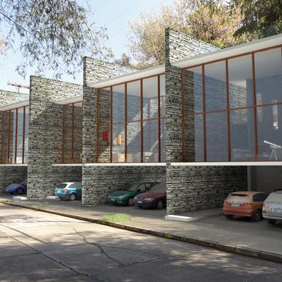 Edificios Lofts San Luis
