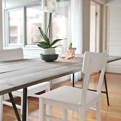 Mesa comedor en cocina