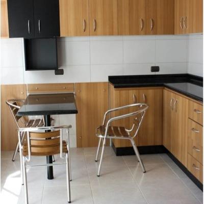 Famoso Muebles De Cocina De Granito De Color Blanco Con Perlas De ...