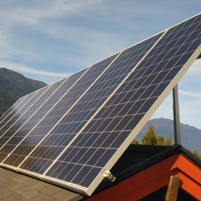 Sistema Fotovoltaic On Grid 2 Kw