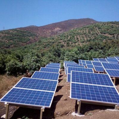 Voher Ingeniería - Instalación Solar Fotovoltaíca - Pachacamita