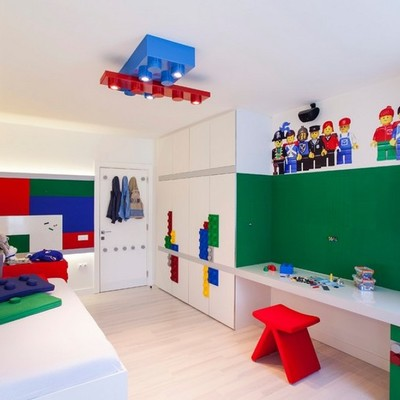 8 Ideas creativas para decorar una pieza infantil