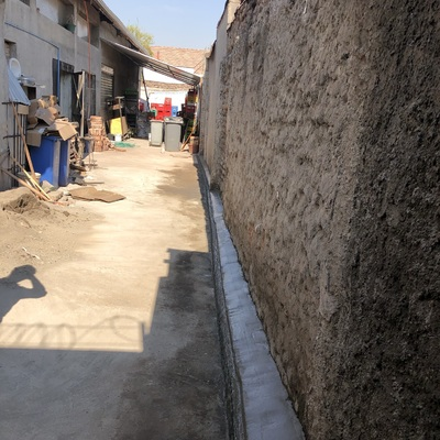 Muro albañileria