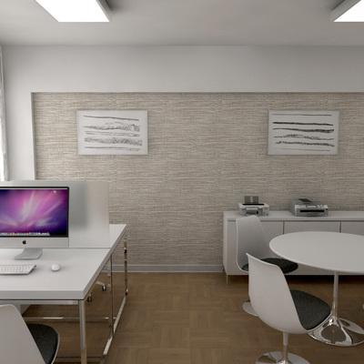 Remodelacion oficinas en Santiago