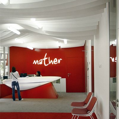 Oficinas Ogilvy Mather.
