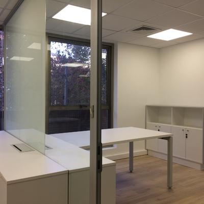 Remodelación sede principal oficinas WPD