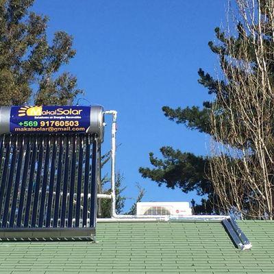 Colector solar 150 litros