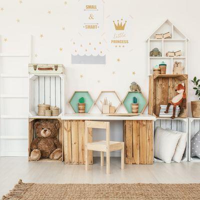 Ordena con creatividad el caos de los juguetes en esta navidad
