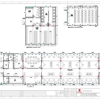 Edificio Modular Container - OSSA Codelco
