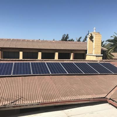 Proyecto fotovoltaico On-Grid 2,64 kWp, Putaendo