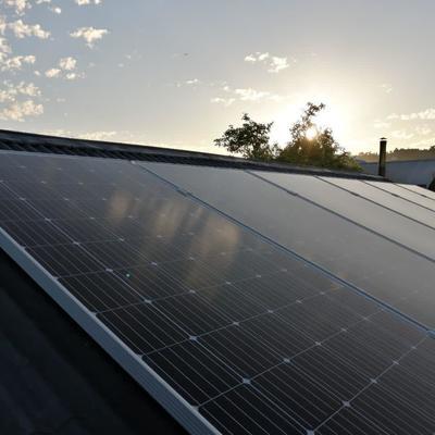 Modulo Fotovoltaico Vivienda Particular