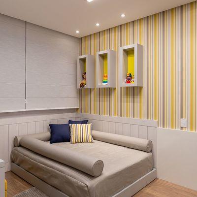 papel mural amarillo