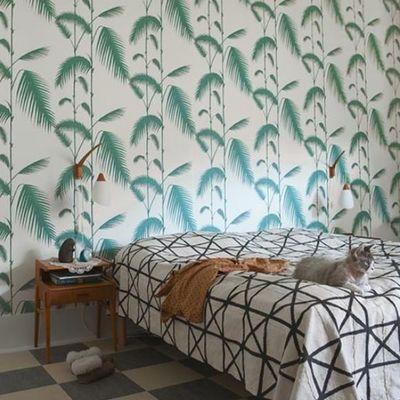 "papel mural ""verde"""