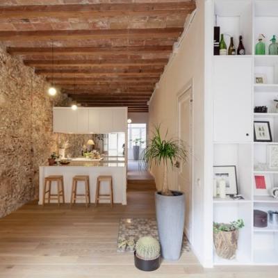 10 Casas de piedra con pasión por lo natural
