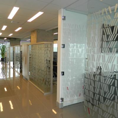 Remodelación completa oficinas