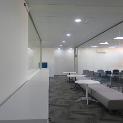 Oficinas Eulen Chile, sucursal Macul.