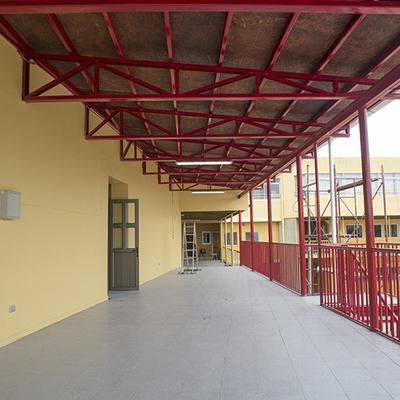 Salas de Clase Santo Domingo.