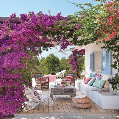 Deslumbrante: las 10 pérgolas más lindas del verano