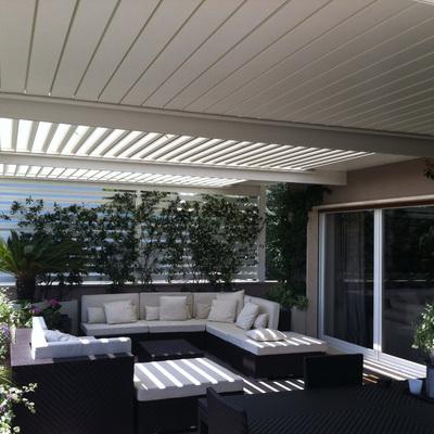 Pérgolas bioclimáticas: disfruta de tu terraza en cualquier época del año