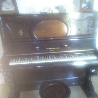 TRASLADO DE PIANO
