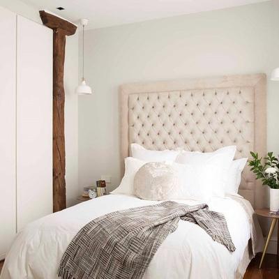 11 maneras de integrar los pilares y columnas de madera en tu hogar