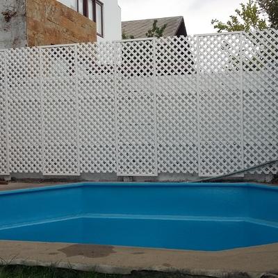 Pintando con anglocolors quilicura for Instalacion de piscinas de fibra