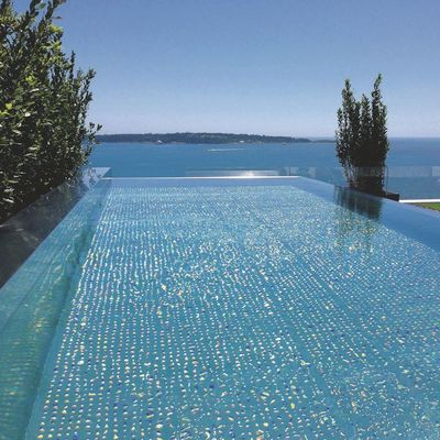 piscina acero inoxidable