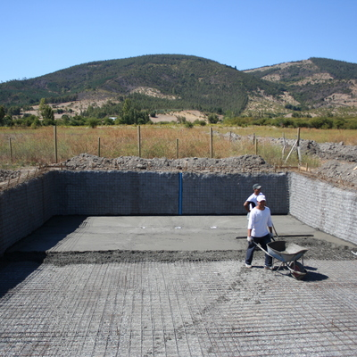 Construcciones de piscinas en Chillan y todo Biobio