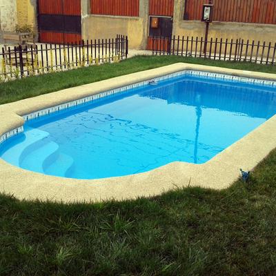 Proyecto de quincho y piscina parcela Mantagua.