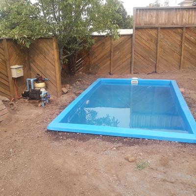 instalacion de piscina