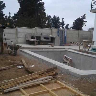 Proyecto Casa Mediterránea - San Daniel Con Con