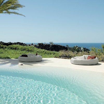 Atrévete con las piscinas de arena y acerca tu casa al mar