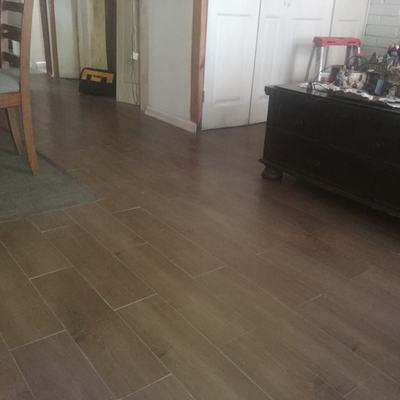 Porcelanato piso