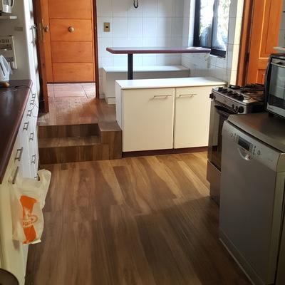 Remodelación cocina San Carlos de A.