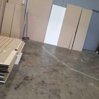 Fabricacion Placas para Showroom